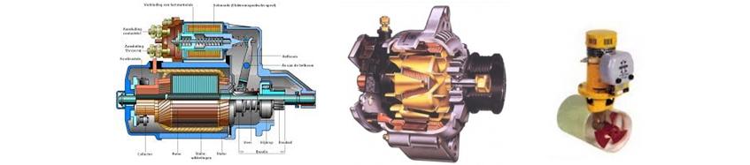 Revisie van startmotoren, dynamo's en boegschroeven in Noord Holland | Autotronica